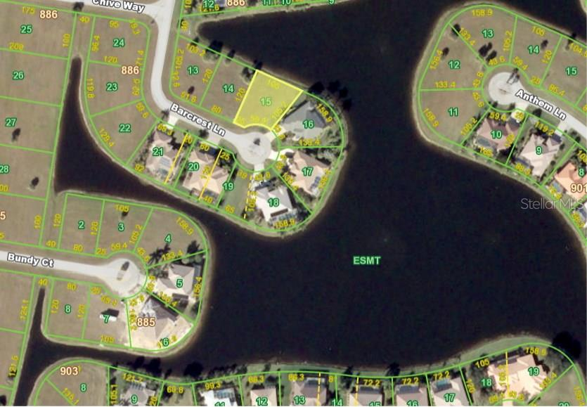 Vacant Land for sale at 17217 Barcrest Ln, Punta Gorda, FL 33955 - MLS Number is C7234630