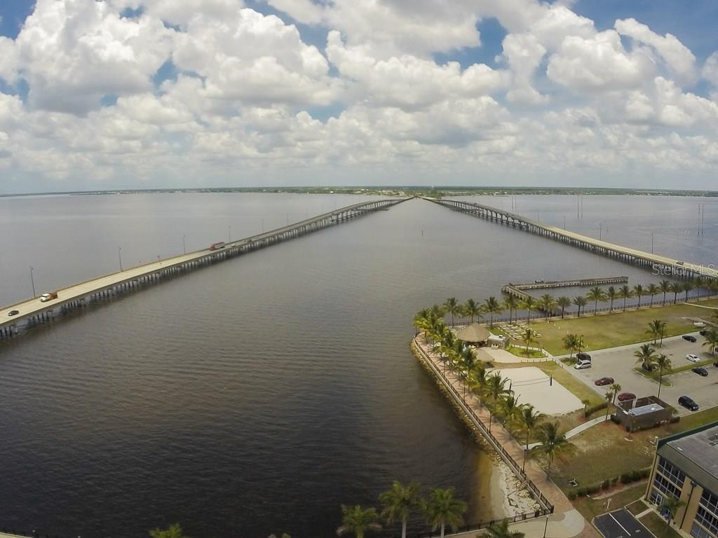 Enjoy walking/jogging/biking the 3 miles along the Peace River in downtown Punta gorda - Single Family Home for sale at 26178 Rampart Blvd, Punta Gorda, FL 33983 - MLS Number is C7240559