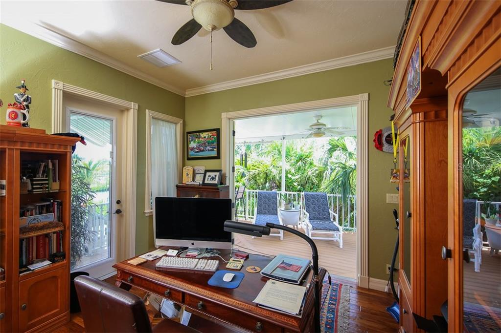 Currently being used as an office, this room could be a den or 3rd bedroom with private lanai - Single Family Home for sale at 17296 Foremost Ln, Port Charlotte, FL 33948 - MLS Number is C7240998
