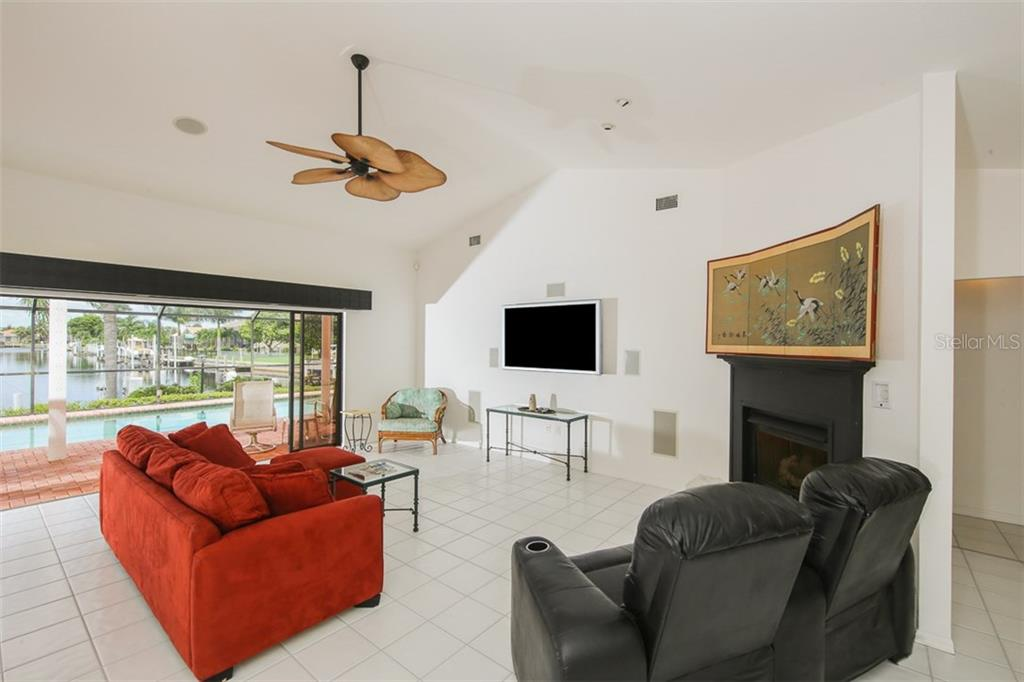 Spacious great room with with vaulted ceilings and spectacular views - Single Family Home for sale at 1620 Appian Dr, Punta Gorda, FL 33950 - MLS Number is C7242315