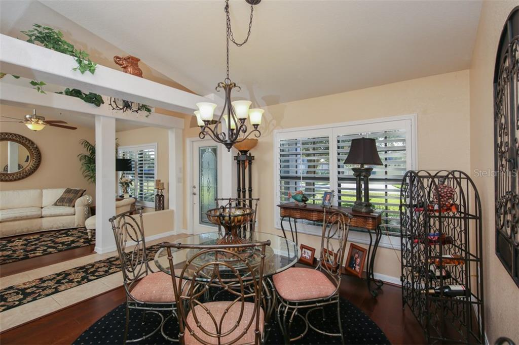 Currently used as dining room with living room opposite - Single Family Home for sale at 220 Broadmoor Ln, Rotonda West, FL 33947 - MLS Number is C7248036