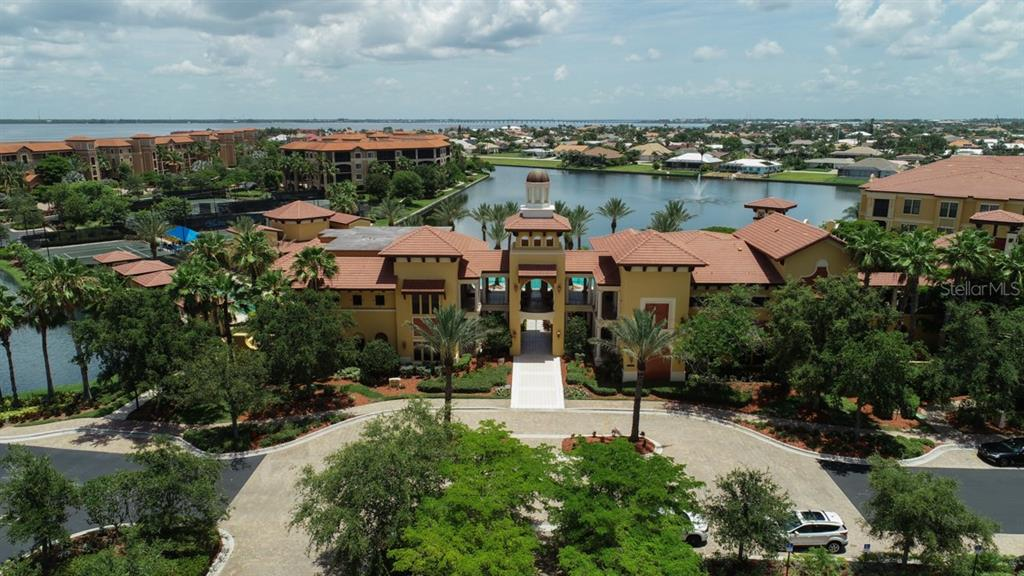 5-star clubhouse with 3 buildings, 2 pools & 4 tennis courts - Condo for sale at 95 Vivante Blvd #303, Punta Gorda, FL 33950 - MLS Number is C7402746