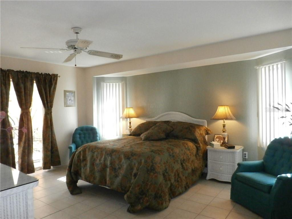 Master bedroom - Single Family Home for sale at 416 Bahia Grande Ave, Punta Gorda, FL 33983 - MLS Number is C7408301