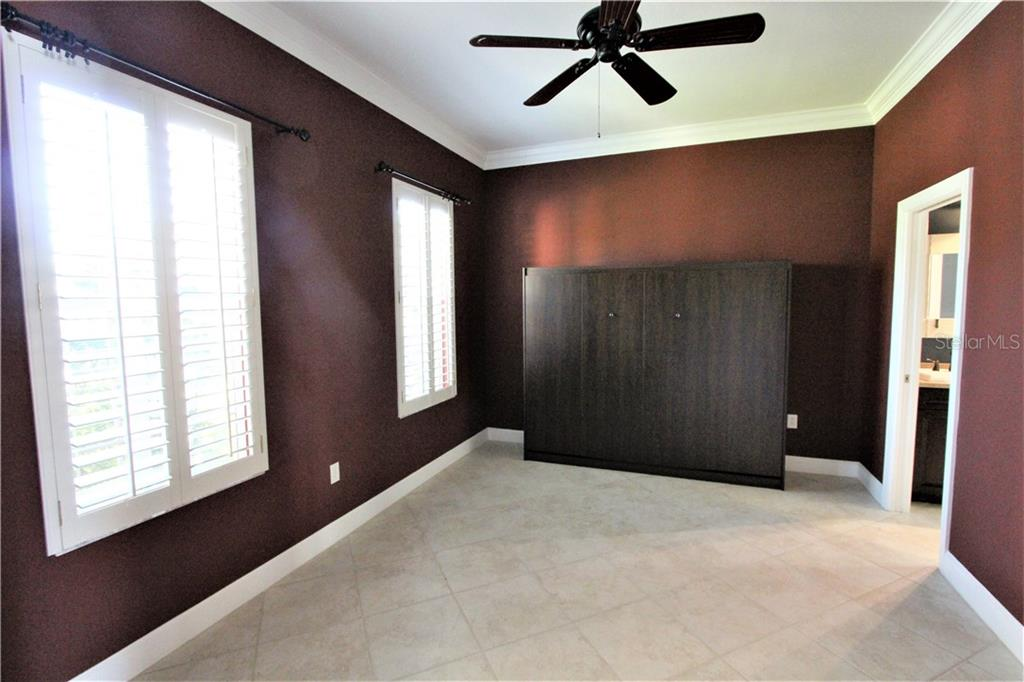 Office/Den with Murphy Bed - Single Family Home for sale at 2823 Mill Creek Rd, Port Charlotte, FL 33953 - MLS Number is C7409892