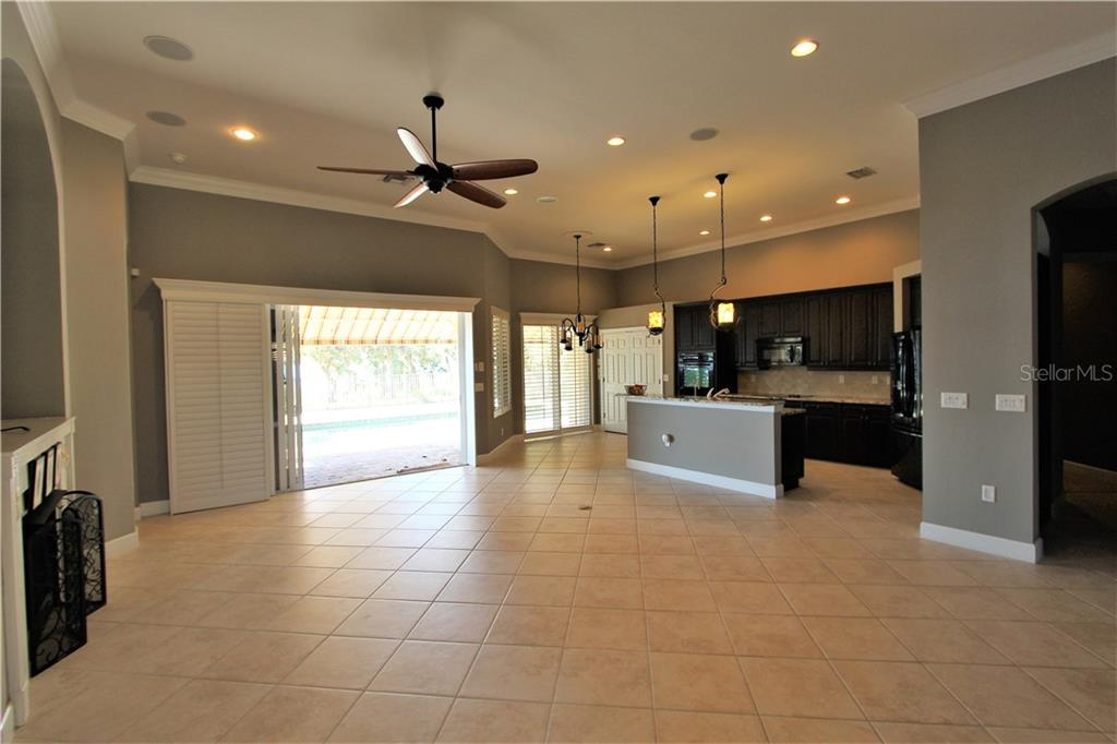 Open Floor Plan - Single Family Home for sale at 2823 Mill Creek Rd, Port Charlotte, FL 33953 - MLS Number is C7409892