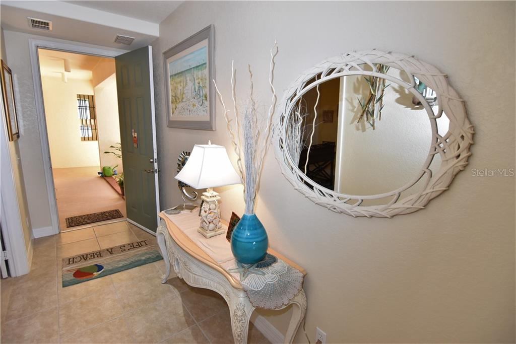 Foyer - Condo for sale at 1340 Rock Dove Ct #124, Punta Gorda, FL 33950 - MLS Number is C7411764