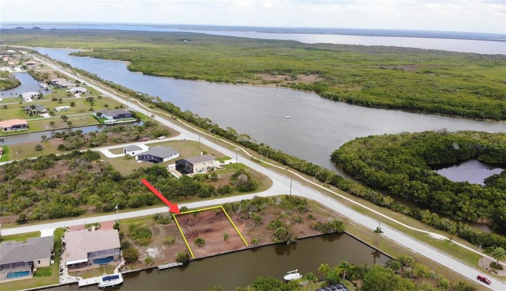 Vacant Land for sale at 15634 Seafoam Cir, Port Charlotte, FL 33981 - MLS Number is C7412278