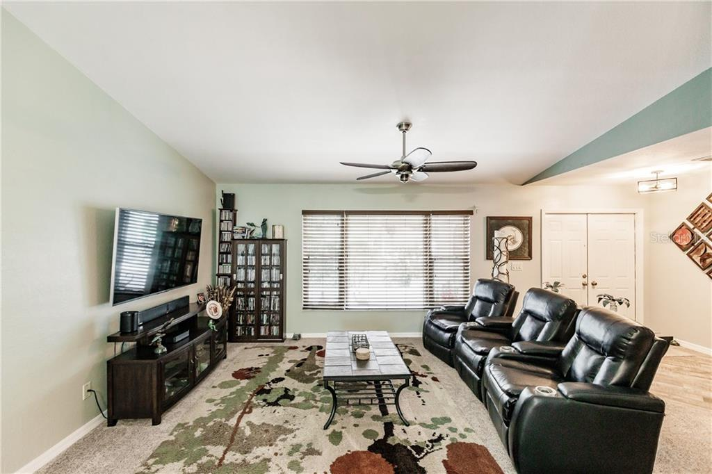 Living Room - Single Family Home for sale at 1484 Abscott St, Port Charlotte, FL 33952 - MLS Number is C7414670