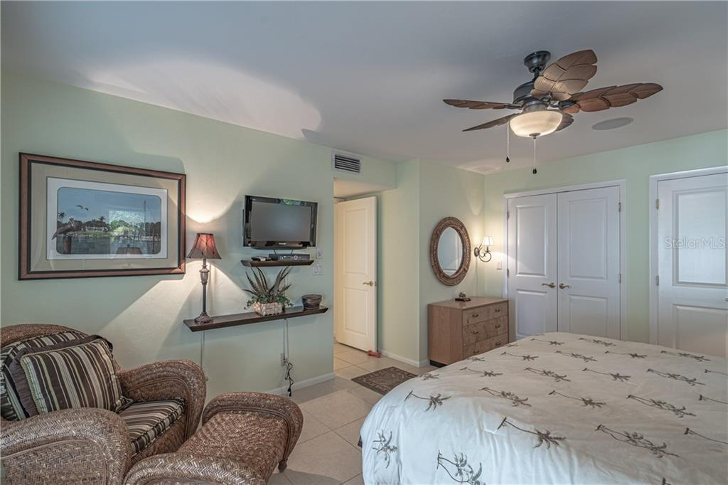 Lower level master #2 measures 15x14 - Single Family Home for sale at 124 Useppa Is, Captiva, FL 33924 - MLS Number is C7419408