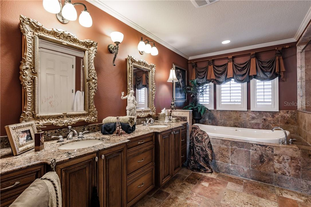 MASTER BATH - Single Family Home for sale at 4484 Harbor Blvd, Port Charlotte, FL 33952 - MLS Number is C7426993