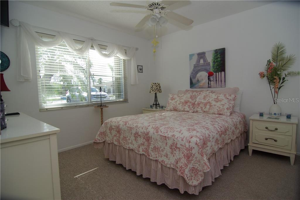 2nd Bedroom. - Condo for sale at 25100 Sandhill Blvd #X-101, Punta Gorda, FL 33983 - MLS Number is C7428429