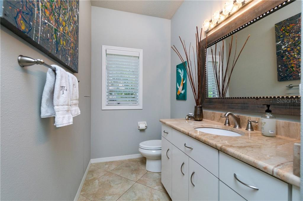 REMODELED GUEST BATH #2 - Single Family Home for sale at 3537 Caya Largo Ct, Punta Gorda, FL 33950 - MLS Number is C7431664