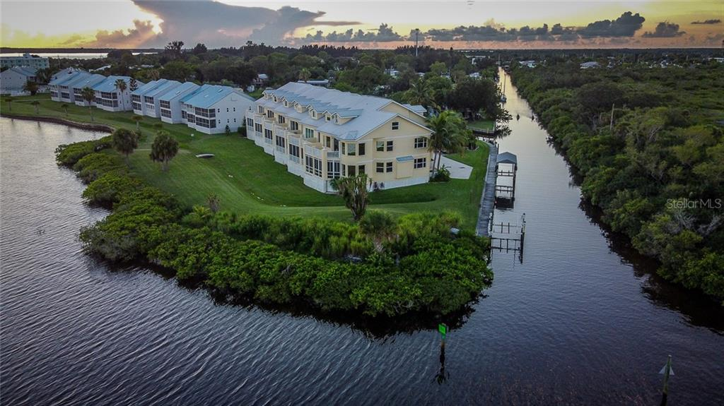 Eastern and Western skies provide arrays of brilliant hues from sunrise to sunset. - Condo for sale at 4410 Warren Ave #511, Port Charlotte, FL 33953 - MLS Number is C7432222