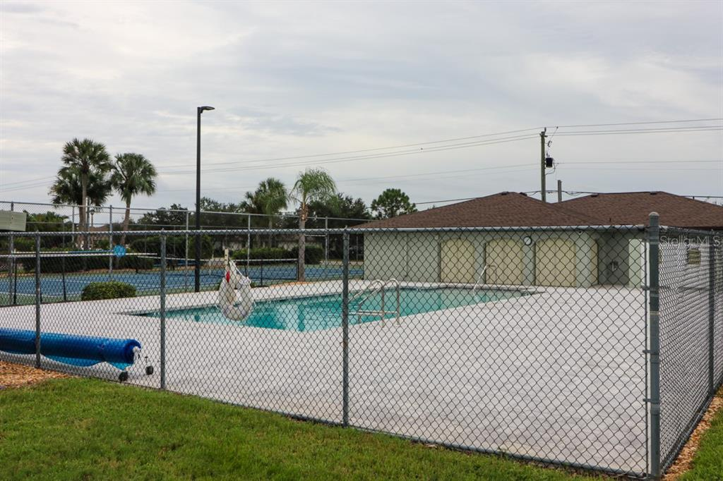 Community pool - Condo for sale at 25100 Sandhill Blvd #M201, Punta Gorda, FL 33983 - MLS Number is C7433797