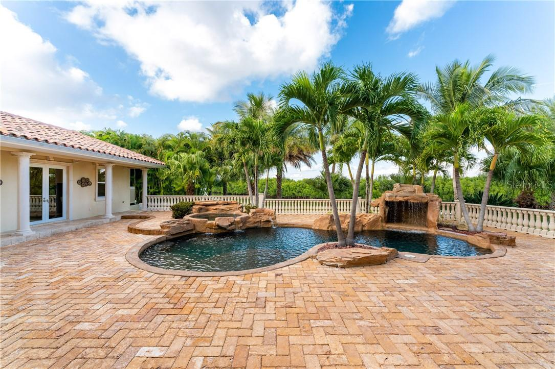 Summer spot perfect for throwing pool parties - Single Family Home for sale at 7440 Riverside Dr, Punta Gorda, FL 33982 - MLS Number is C7436263