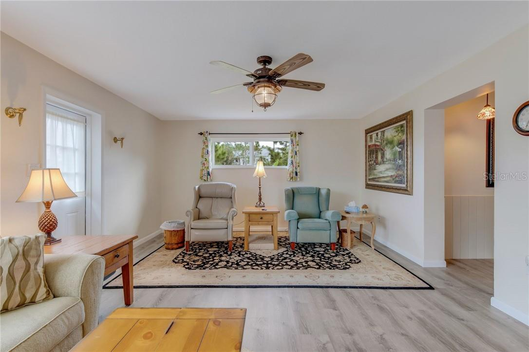 Relax and enjoy water views from all canal facing rooms. - Single Family Home for sale at 24368 Blackbeard Blvd, Punta Gorda, FL 33955 - MLS Number is C7436898