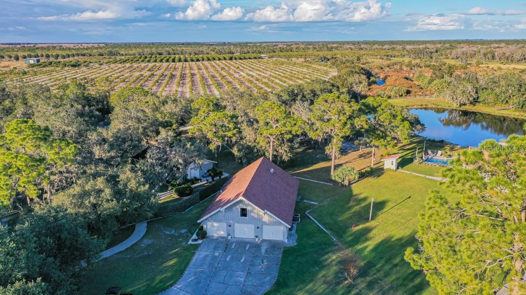 3 Car Detached Garage/Barnhouse - Single Family Home for sale at 1 Woodland Dr, Punta Gorda, FL 33982 - MLS Number is C7436906