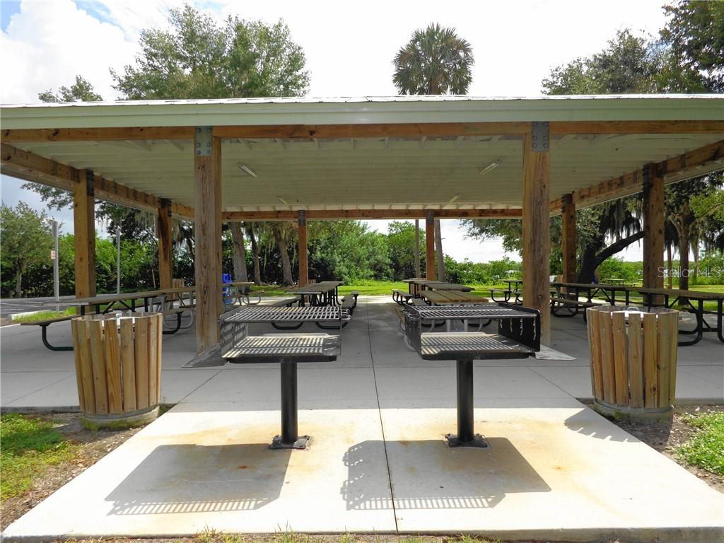 Pavilion and BBQ - Vacant Land for sale at 2297 Marcella Ter, Punta Gorda, FL 33983 - MLS Number is C7438527
