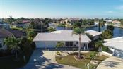 Birds eye view - Single Family Home for sale at 2291 Bayview Rd, Punta Gorda, FL 33950 - MLS Number is C7409445