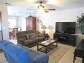 Living Room toward Dining - Single Family Home for sale at 4275 Tollefson Ave, North Port, FL 34287 - MLS Number is C7416188