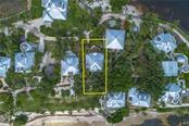 Birds Eye view - Single Family Home for sale at 124 Useppa Is, Captiva, FL 33924 - MLS Number is C7419408