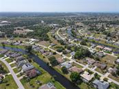 more of community aerial shot - Single Family Home for sale at 116 Mariner Ln, Rotonda West, FL 33947 - MLS Number is C7441260