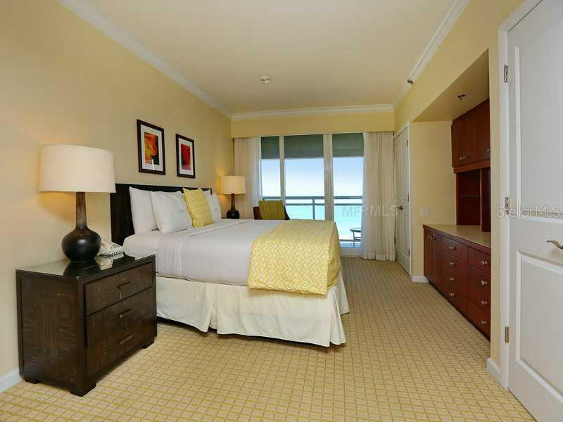 Bedroom 1 - Condo for sale at Address Withheld, Longboat Key, FL 34228 - MLS Number is A3979093
