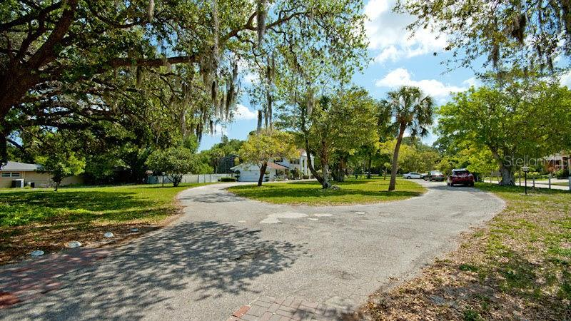 Entrance Way to Property - Single Family Home for sale at 4905 Swift Rd, Sarasota, FL 34231 - MLS Number is A4144451