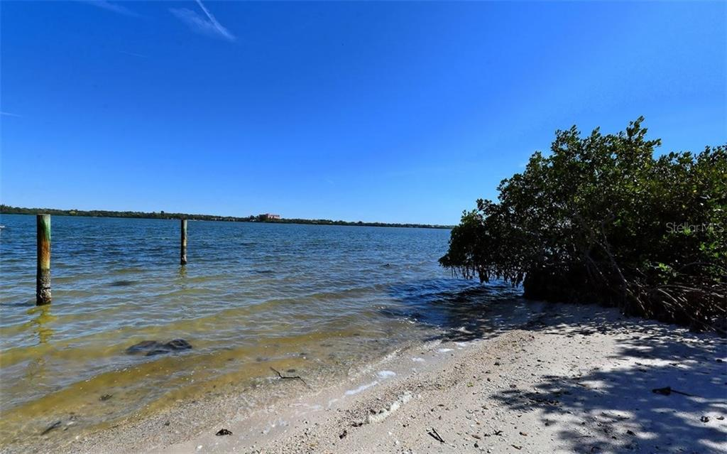 Boat, paddle, swim from your own home - Vacant Land for sale at 8535 Midnight Pass Rd, Sarasota, FL 34242 - MLS Number is A4146348