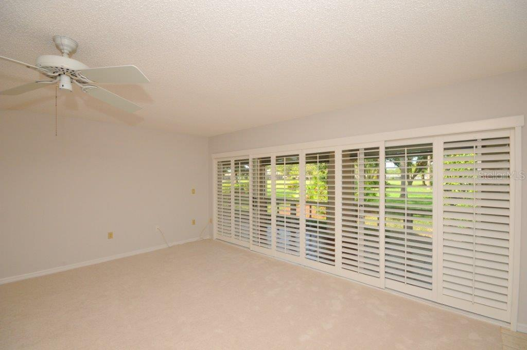 Great  with sliders to enclosed lanai - Villa for sale at 5510 Chanteclaire #46, Sarasota, FL 34235 - MLS Number is A4156527