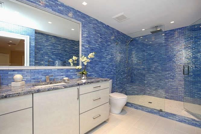 Master bath - Single Family Home for sale at 55 Lighthouse Point Dr, Longboat Key, FL 34228 - MLS Number is A4170677