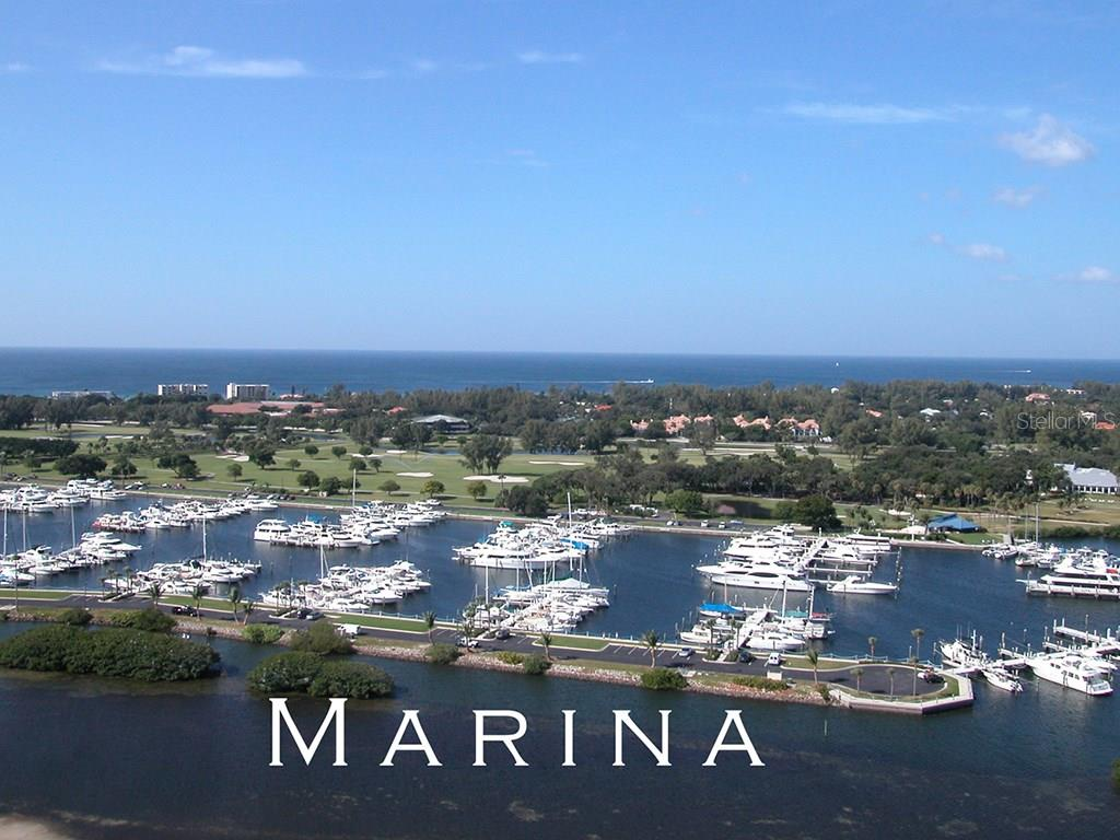 Longboat Key Club Moorings Marina - Single Family Home for sale at 655 Longboat Club Rd #13a, Longboat Key, FL 34228 - MLS Number is A4171637