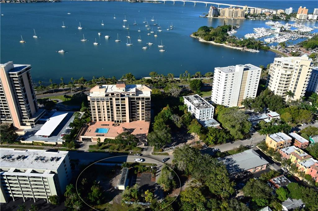South Palm Avenue- Where the City Meets the Bay - Condo for sale at 711 S Palm Ave #403, Sarasota, FL 34236 - MLS Number is A4173673