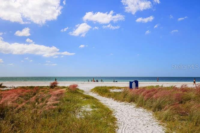 Beach Access - Condo for sale at 501 Beach Rd #b, Sarasota, FL 34242 - MLS Number is A4175979