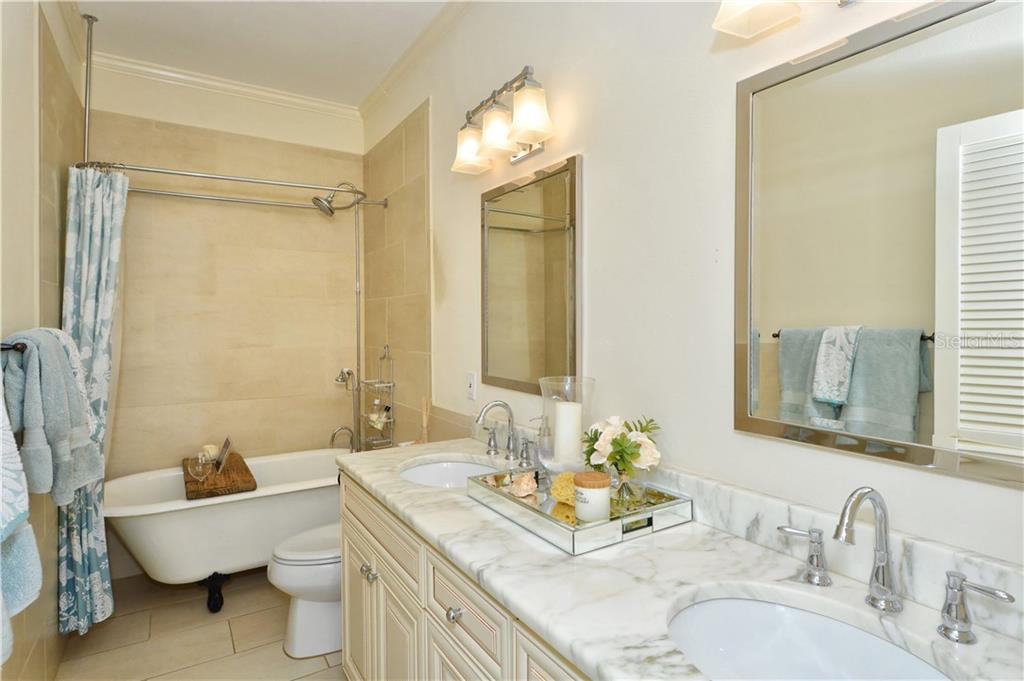 2nd Bathroom - Single Family Home for sale at 1896 Hibiscus St, Sarasota, FL 34239 - MLS Number is A4180775