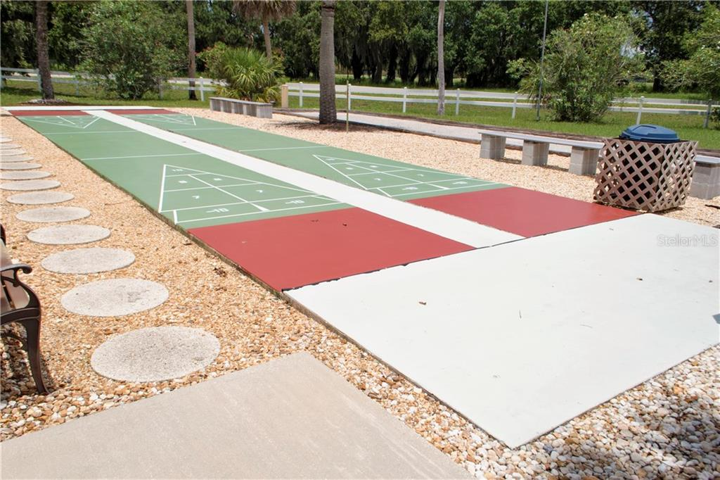 Shuffle Board & Bocci Ball plus 2 Gas Grills - Condo for sale at 1310 Glen Oaks Dr E #388e, Sarasota, FL 34232 - MLS Number is A4182635