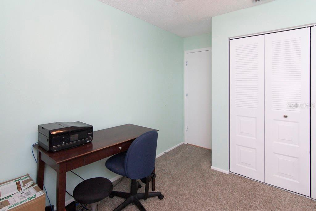 Bedroom #2 - Single Family Home for sale at 3948 37th Street Ct W, Bradenton, FL 34205 - MLS Number is A4184874