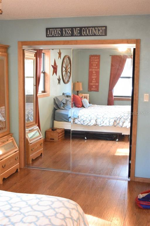 Master bedroom closet - Single Family Home for sale at 1019 51st Ave E, Bradenton, FL 34203 - MLS Number is A4185257