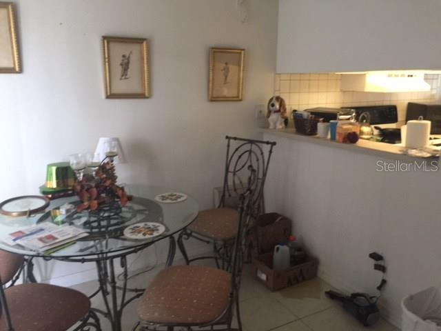 Dining Room - Condo for sale at 1749 Dawn St S #303, Sarasota, FL 34231 - MLS Number is A4186116