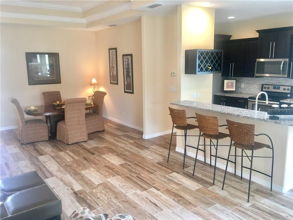 open spacious floor plan - Single Family Home for sale at 831 Placid Lake Dr, Osprey, FL 34229 - MLS Number is A4187075