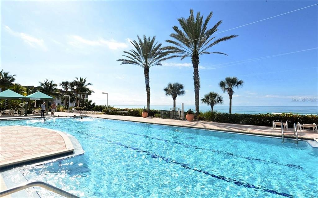 Luxurious pool - Condo for sale at 1800 Benjamin Franklin Dr #a202, Sarasota, FL 34236 - MLS Number is A4187131
