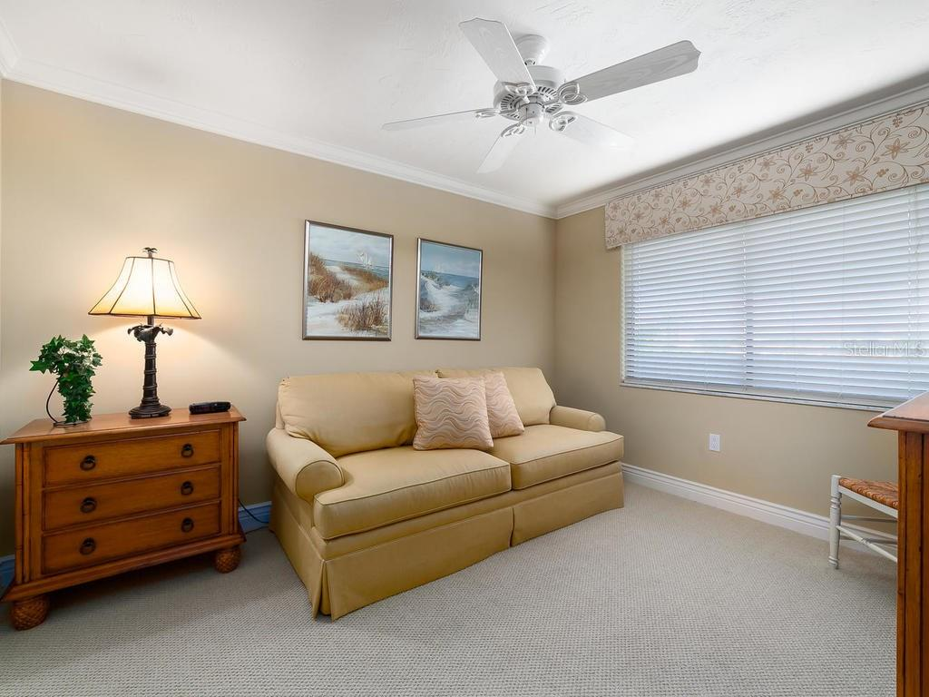 Bedroom 2 - Condo for sale at 6236 Midnight Pass Rd #406, Sarasota, FL 34242 - MLS Number is A4188093