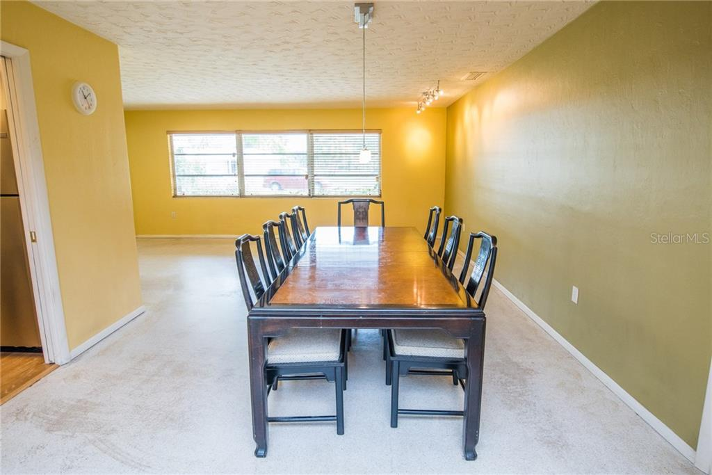 Dining room - Single Family Home for sale at 3448 Pine Valley Dr, Sarasota, FL 34239 - MLS Number is A4188545