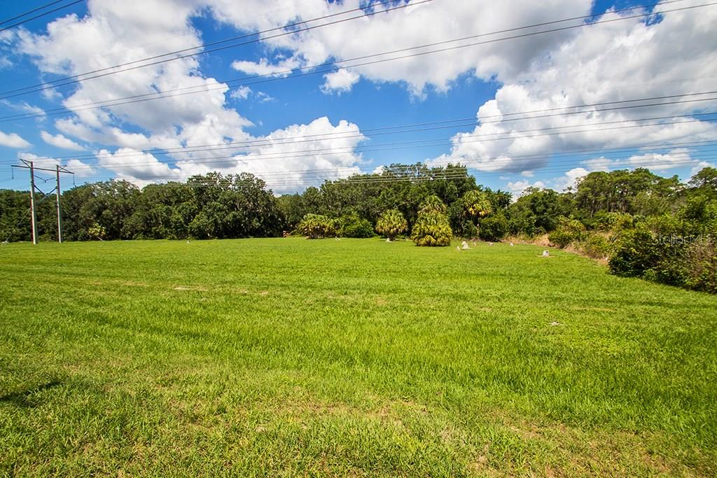 Side field - Single Family Home for sale at 10212 37th Ct E, Parrish, FL 34219 - MLS Number is A4188756