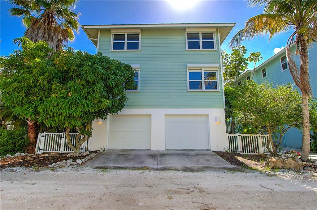 House ~ Back - Single Family Home for sale at 2502 Avenue B, Bradenton Beach, FL 34217 - MLS Number is A4191682