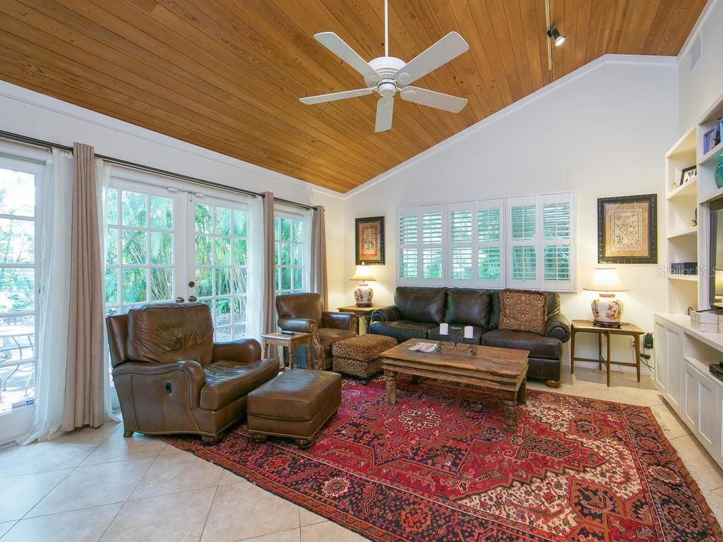 Family Room - Single Family Home for sale at 1640 Waldemere St, Sarasota, FL 34239 - MLS Number is A4191687