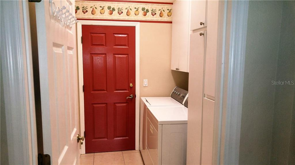 Laundry Room - Single Family Home for sale at Address Withheld, Venice, FL 34293 - MLS Number is A4192278