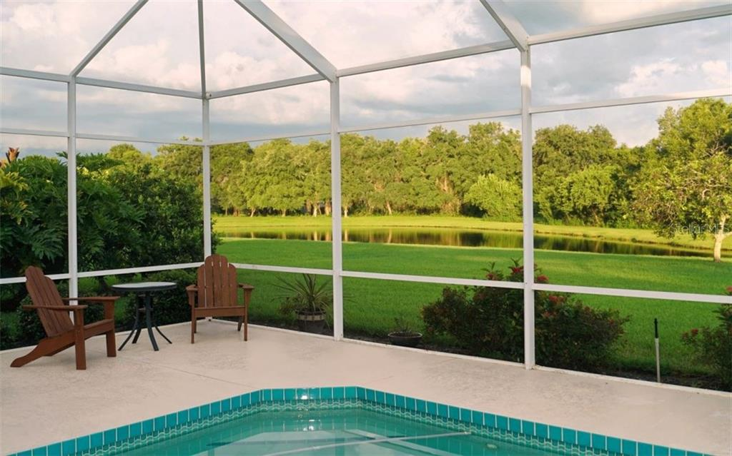 Incredibly private setting with expansive water views and trees. - Single Family Home for sale at 3408 Little Country Rd, Parrish, FL 34219 - MLS Number is A4193677