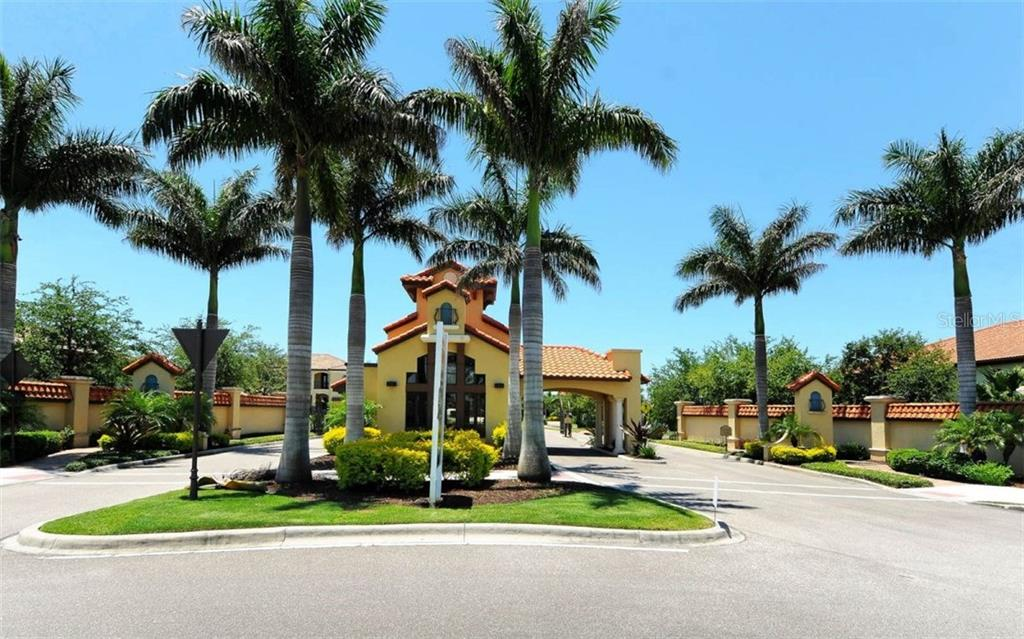 LEGENDS BAY GATED COMMUNITY ENTRANCE - Single Family Home for sale at 5605 Title Row Dr, Bradenton, FL 34210 - MLS Number is A4194268