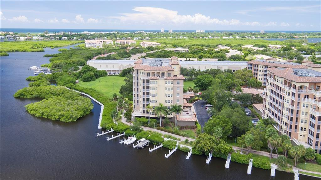 Condo with water view - Condo for sale at 5531 Cannes Cir #306, Sarasota, FL 34231 - MLS Number is A4196722